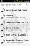 Classical Music Radio Symphonic screenshot 1/4