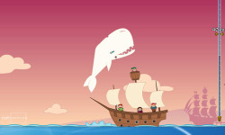 Hungry Moby Dick screenshot 3/6