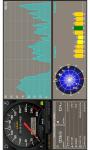 SpeedometerGPS HD screenshot 1/3