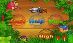 Shoot Birds Games screenshot 1/4