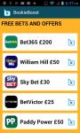 BookieBoost Betting App - One Hub to Use them All screenshot 1/4