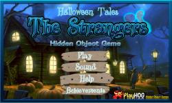 Free Hidden Object Games - The Strangers screenshot 1/4