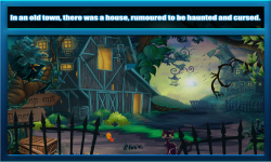 Free Hidden Object Games - The Strangers screenshot 2/4