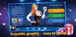 Texas Holdem Poker Gold Pro screenshot 1/6