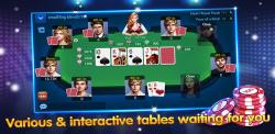 Texas Holdem Poker Gold Pro screenshot 4/6