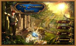 Free Hidden Object Game - The Diamond Hunter screenshot 1/4