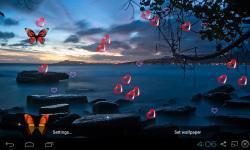 3D Nightfall Live Wallpaper Free screenshot 2/4