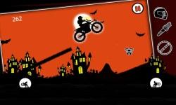 Free Moto Racer Halloween Town screenshot 6/6