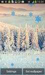 Snowfall Live Wallpapers Free screenshot 2/6