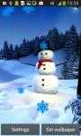 Snowfall Live Wallpapers Free screenshot 3/6