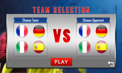 Euro cup 2016 Football screenshot 2/4