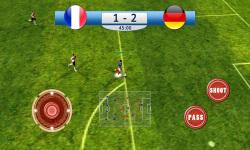 Euro cup 2016 Football screenshot 4/4