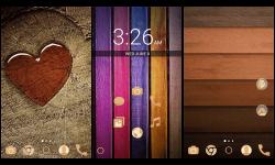 Wooden Theme screenshot 1/3