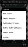 Hip Hop Ringtones and Sounds screenshot 3/6