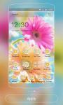Daisy Flower Theme screenshot 1/4