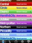 London Tube screenshot 1/1