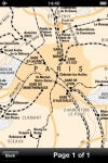 Paris Maps - Download Metro, Bus, Train Maps and Tourist Guides. screenshot 1/1