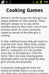 Funny Cooking Games screenshot 2/4