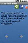 Quotes By Mahatma Gandhi screenshot 1/1