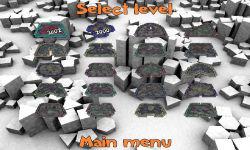 Xonix 3D Level Pack screenshot 2/6