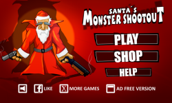 Santas Monster Shootout screenshot 6/6