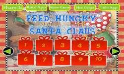Feed Hungry Fat Santa Claus - Rolling Santa Minion screenshot 2/6