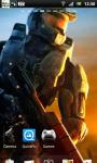 Halo Live Wallpaper 2 screenshot 1/3