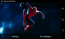 Amazing Spiderman Live Wallpaper screenshot 1/6