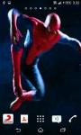 Amazing Spiderman Live Wallpaper screenshot 6/6