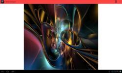 3D Abstract Wallpapers Lalandapps screenshot 3/3