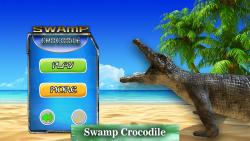 Swamp Crocodile Simulator Wild screenshot 1/6
