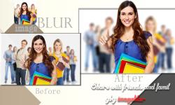 Blur Image Background free screenshot 1/3