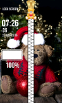 Christmas Zipper Lock Screen Free screenshot 4/6