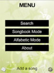 Guitar Book - Mobile Chord Songbook screenshot 1/1