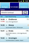 NL Train Navigator screenshot 3/6