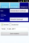 NL Train Navigator screenshot 4/6