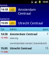 NL Train Navigator screenshot 6/6