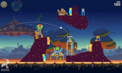 Angry Birds Seasons screenshot 2/4
