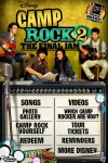 Camp Rock 2: The Final Jam Official Application screenshot 1/1