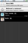 Levne SMS screenshot 1/1