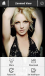 Britney Spears wallpapers for Android screenshot 3/5