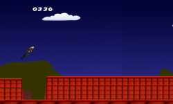 Ninja Roof Jump Endless Jump screenshot 3/4