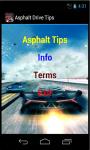 Asphalt Drive Tips screenshot 2/3