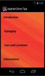 Asphalt Drive Tips screenshot 3/3