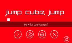 Jump Cube Jump screenshot 1/6