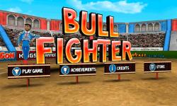 Bull Fighter screenshot 1/3