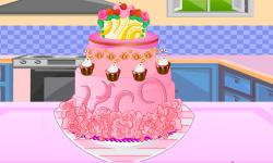 Cooking Cake screenshot 2/3