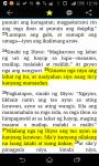 Bibliya - Tagalog Bible screenshot 1/3