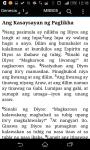Bibliya - Tagalog Bible screenshot 3/3