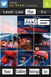 Cool Big Hero 6 Puzzle Game screenshot 3/5